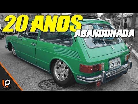 Brasília ABANDONADA POR 20 ANOS | 3º Anual VolksClub Mooca - LP Produções