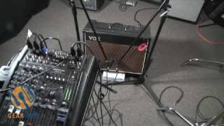 Audix i5 Takes On The Shure SM57 In A Microphone Shootout
