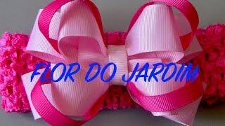 Laço de fita de gorgurão luxo -Ribbon bow tie