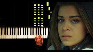 Ağlatan Dans Jenerik - Piano Tutorial by VN
