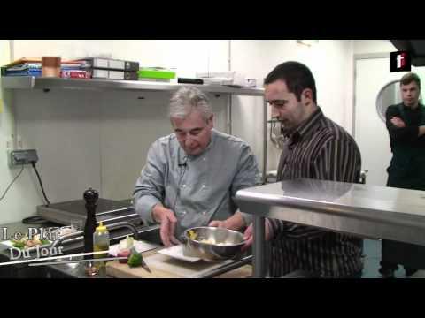 carpaccio-de-saint-jacques-et-salade-d'endive-aux-épices-fraîches