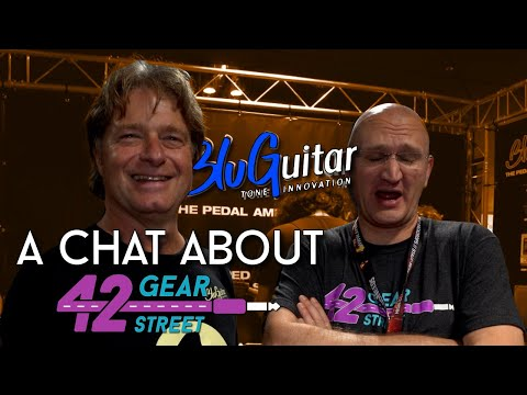 A Chat With Thomas Blug From BluGuitar