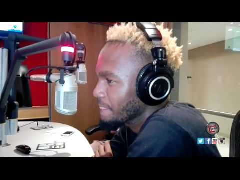 DAKAR Kwesta of Ligwalagwala FM