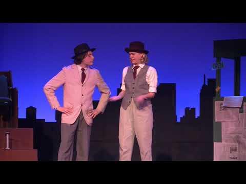 John Jay High School Theatre Workshop Presents Guys & Dolls