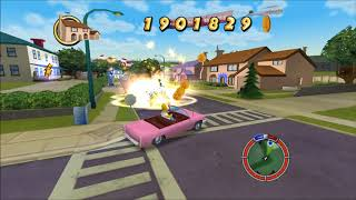 The Simpsons Hit And Run Cheats PC
