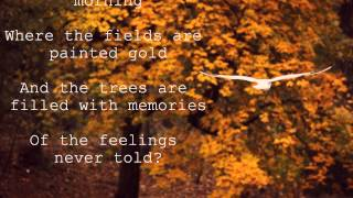 The Paper Kites - Bloom (lyrics on screen)