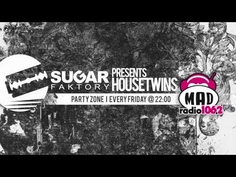 Dj Set HOUSETWINS - Party Zone 11/10/13