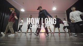 How Long - Charlie Puth | Faruq Suhaimi Choreography