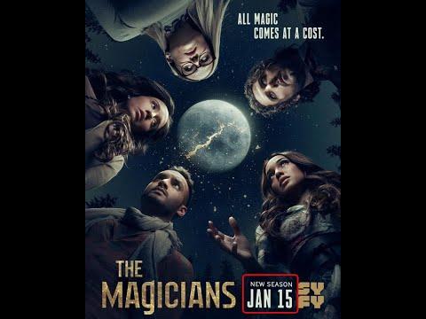 Обзор на трейлер 5 сезона сериала Волшебники. The Magicians