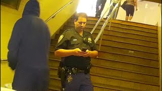 NYPD - Transit District 4 / Facebook Epidemic Within The Officers While on Active Duty Equals Danger