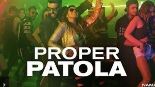 Top song Badshah Proper Patola Nakhra ae swag Arjun Kapoor Parineeti Chopra by All Rounder RK