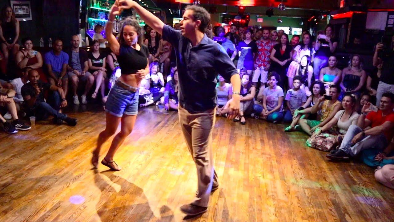 Forró Fest USA Boston 2019 | Improvised Dance Performance by Camila Alves and Rafael Piccolotto