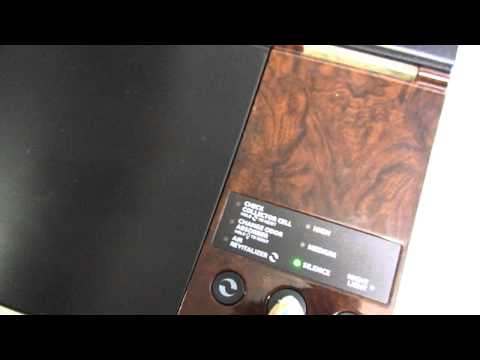 """Video of """"Oreck"""" Air Purifier Working!"""