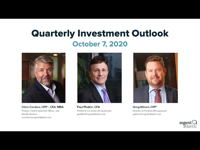 Quarterly Investment Outlook