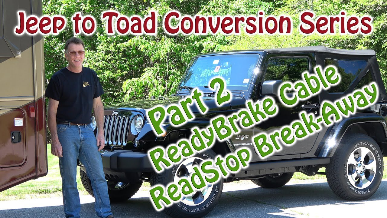 Rv toad wiring electrical drawing wiring diagram jeep to rv toad dingy conversion readybrake readystop break rh youtube com rv toad wiring a swarovskicordoba Choice Image