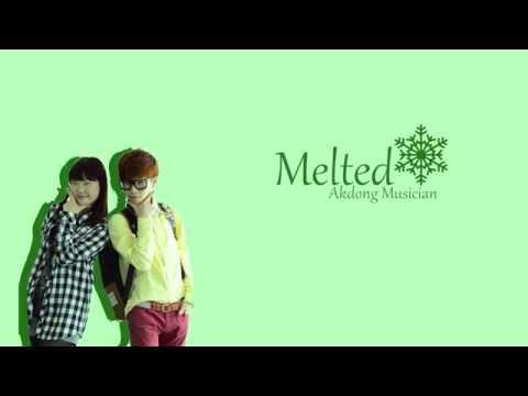 Melted - Akdong Musician Lyrics (HAN/ROM/ENG)
