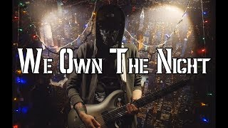 Hollywood Undead - We Own The Night (guitar cover by KASTR V2) + New Year's greetings thumbnail