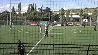 Serie D Girone E Grassina-Bastia 1-1