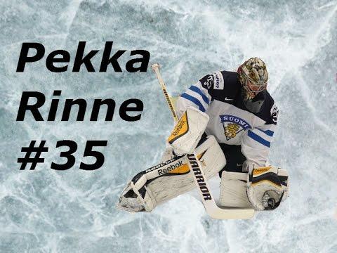 Pekka Rinne #35 highlights