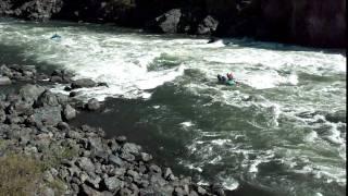 Hells Canyon Wild Sheep rapid