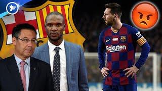 Lionel Messi en colère contre le FC Barcelone | Revue de presse