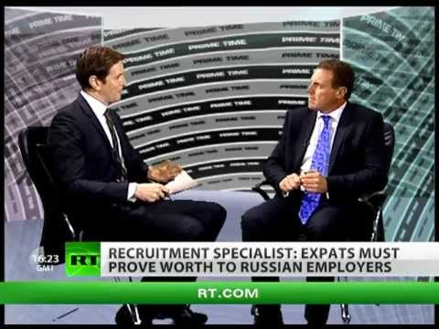 Careers in Russia: Recruitment pro advises expats on strategy