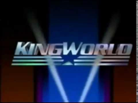 Kingworld Productions and Universal Television logos (1991-1997) HD