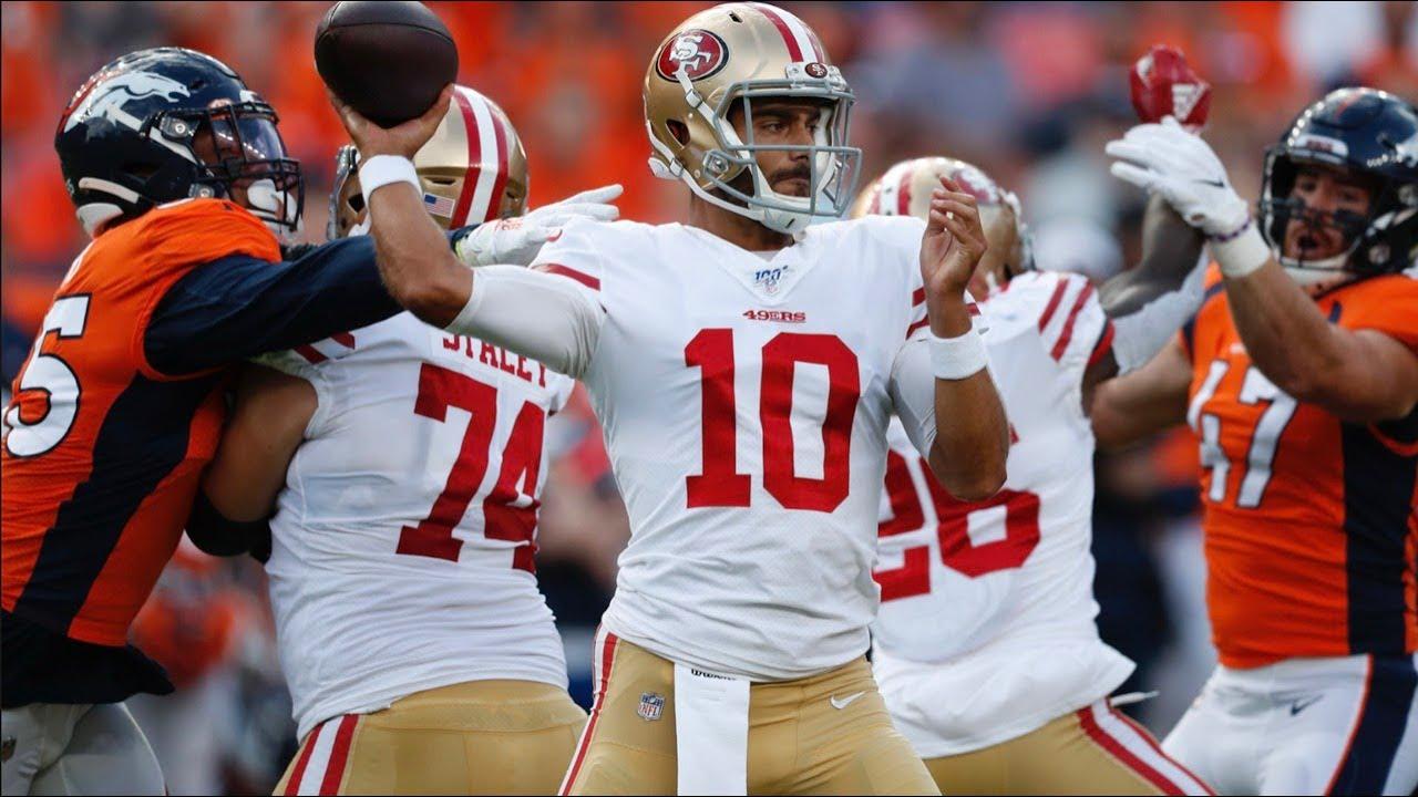 c5e04ca2 5 takeaways: San Francisco 49ers preseason vs. Denver Broncos