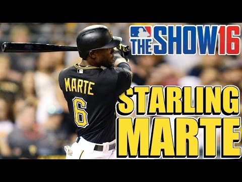 MLB The Show 16 Player Lock Ep.103: Starling Marte