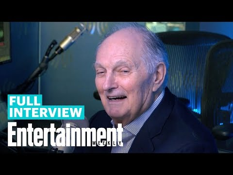 Alan Alda Talks His New Film 'Marriage Story' | Entertainment Weekly