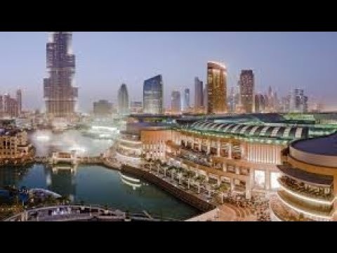 Dubai Mall Most Beautiful & Top Brands & Beautiful Location