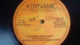 Byron Lee & The Dragonaires   Christmas Soca Party