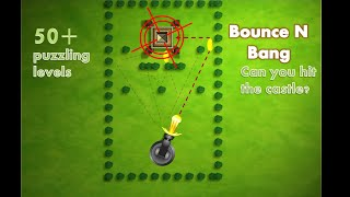 Bounce N Bang - Physics Puzzle Premium Version