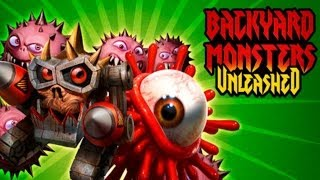Backyard Monsters - The Game Clash of Clans Copied...