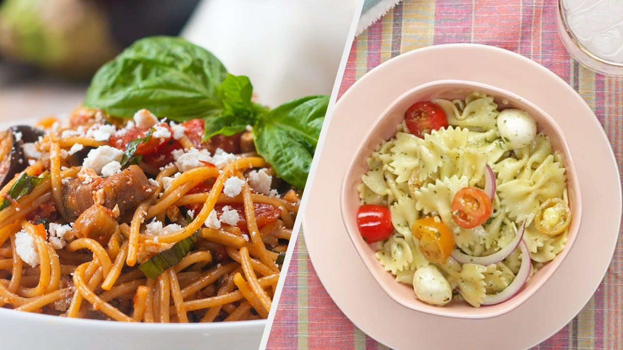 Healthy Pasta Recipes For Dinner
