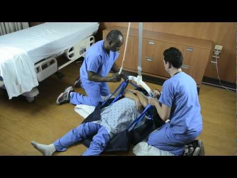 Patient Fall - Supine
