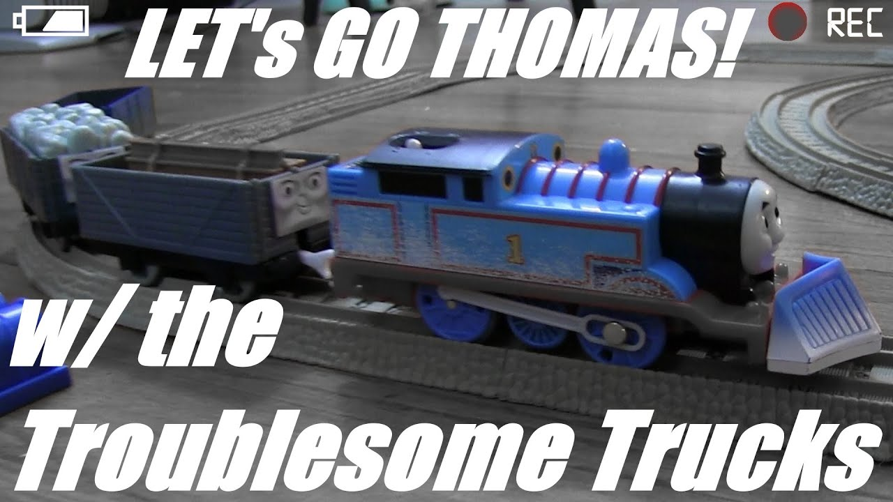 Thomas the Tank Engine & The Troublesome Trucks ...