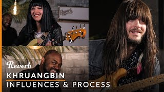 Khruangbin Plays Through Their Global Music Influences | Reverb.com