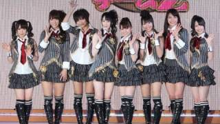 AKB48の大島優子、SKE48の松井玲奈ら8人が2日、都内で行わ...