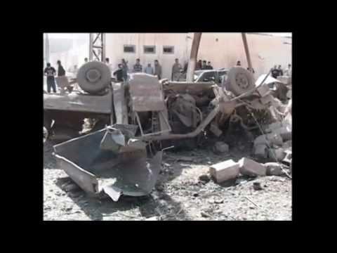 Deadly Blast at Iraq Police Station