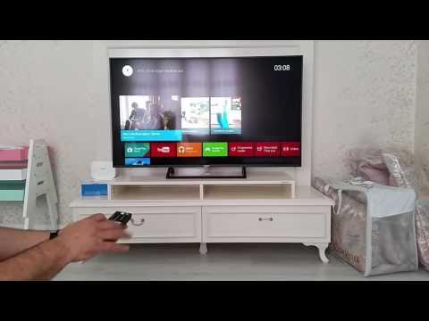 Sony Kd55xe8096 Uydu Kanal Tarama