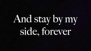 Stay By My Side - Stephane  Huguenin (Lyrics) (Velvet)