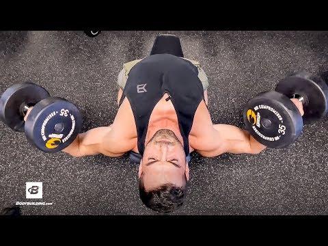 V-Taper Chest Workout   Stephen Mass & Better Bodies