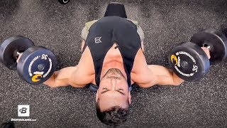 V-Taper Chest Workout | Stephen Mass & Better Bodies
