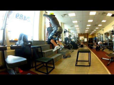 SKI / SNOWBOARD Strength & Conditioning Workout (GoPro Canada)