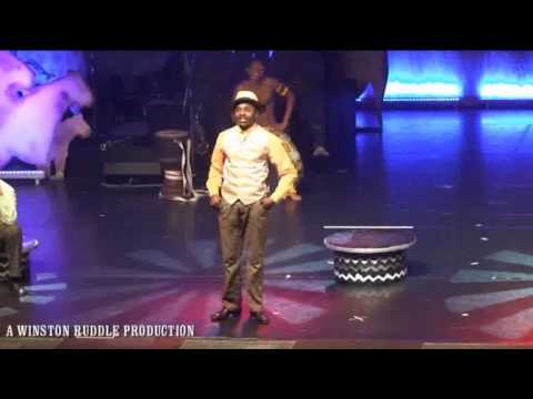 MOTHER AFRICA SECOND CAST TAP DANCERS.flv