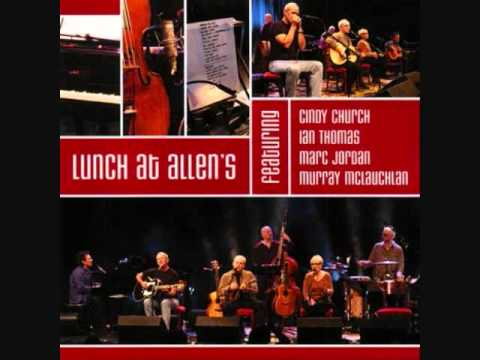 Lunch at Allen's - To Comfort You