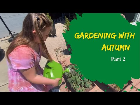 Autumn Does More Gardening