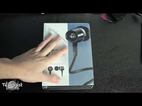 Monster Turbine High Performance In-Ear Speakers Unboxing & First Look