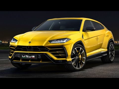 New Lamborghini Urus super SUV with 641bhp
